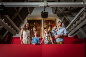 Barco brings medieval history to life at the Yper Museum